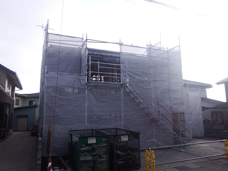 三浦様邸解体工事