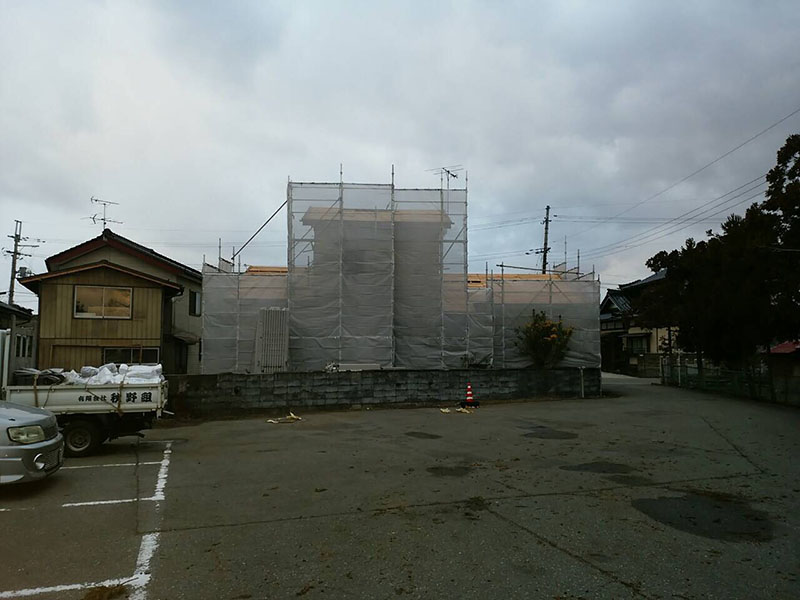 遠藤様邸解体工事