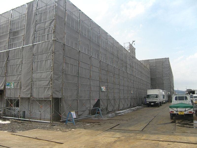 鶴岡第四小学校新築工事